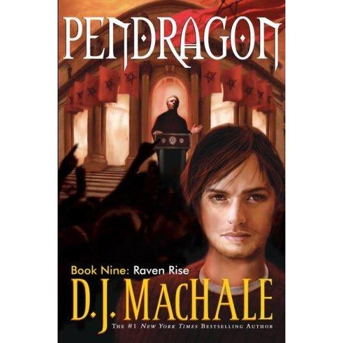 Ravens Rise (Pendragon (Hardcover))