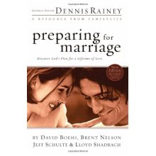 Preparing for Marriage (A Resoure from Familylife)