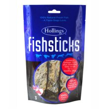 Hollings  Fish Sticks For Dogs 3 pack x 8