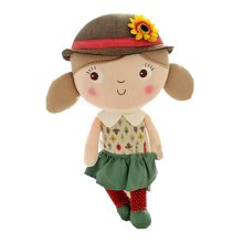 Cute Baby Kid Child Cute Soft Stuffed Toy Baby Toys Doll,11''