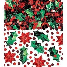 Christmas Botanical Metallic Mix    - 70g -