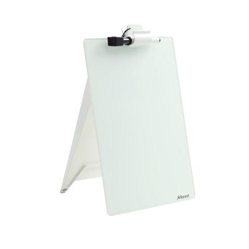 Nobo 1905173 Diamond Glass Desktop Easel