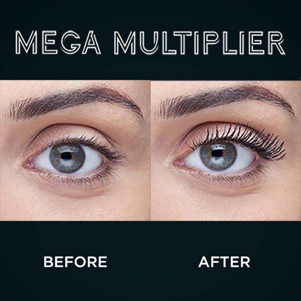 c64492b5404 ... Revlon Mega Multiplier Mascara, Blackest Black - 4. >