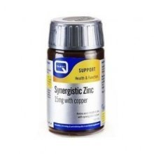 Quest - Synergistic Zinc 15mg 90 tablet