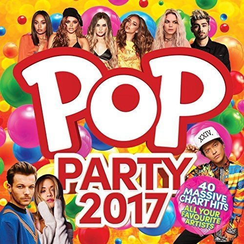 Pop Party 2017 [CD]