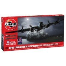 Air09007 - Airfix Series 9 - 1:72 - Avro Lancaster B.iii Dambuster