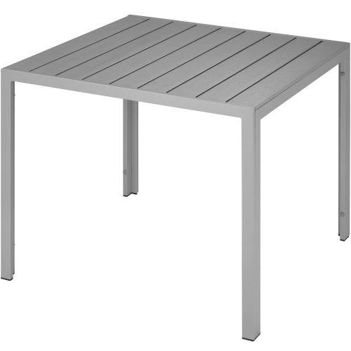 Maren Garden Table silver
