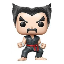 Tekken Heihachi (Black & Red Judo) Exclusive Pop! Vinyl Figure Funko