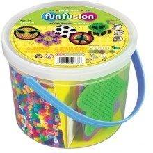 Prl42766 - Perler Beads - 6000 Pc Bead Bucket - Multi Mix