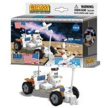 Best Lock Moon Buggy 55 Piece Construction Set