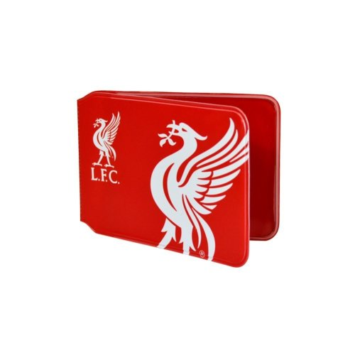 Liverpool FC Red Plastic Travel Card Holder