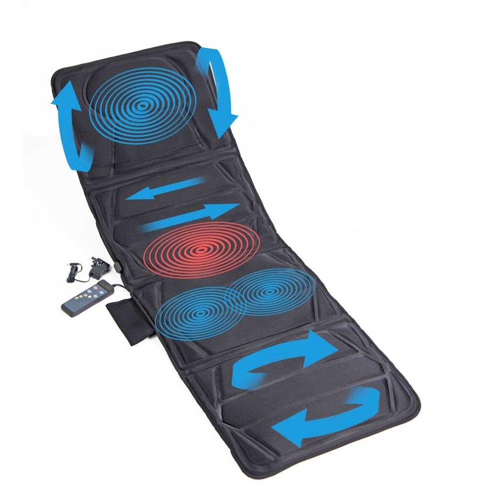 Full Body Heated Massage Mat