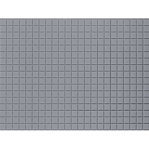 Roof tiles beavertails OO//HO plastic sheet 100x200mm Auhagen 52416 F1