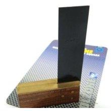Toolzone Mini Hardwood Try Square -  toolzone mini hardwood try square