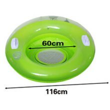Floating Floor The Water Inflatable Bed Cushion Couch Sofa Floati Green Apple