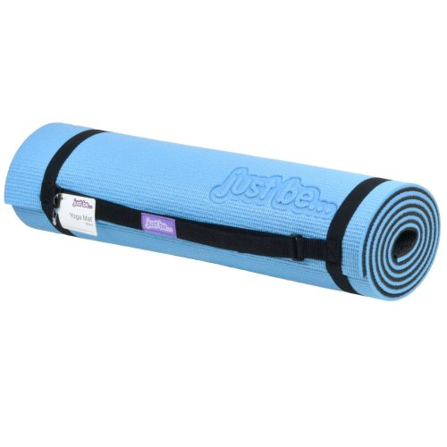 just be... - Yoga mat - Blue/Black