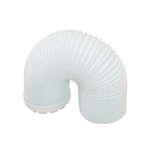 Hotpoint TDL30N Tumble Dryer Vent Hose and Adaptor 2m
