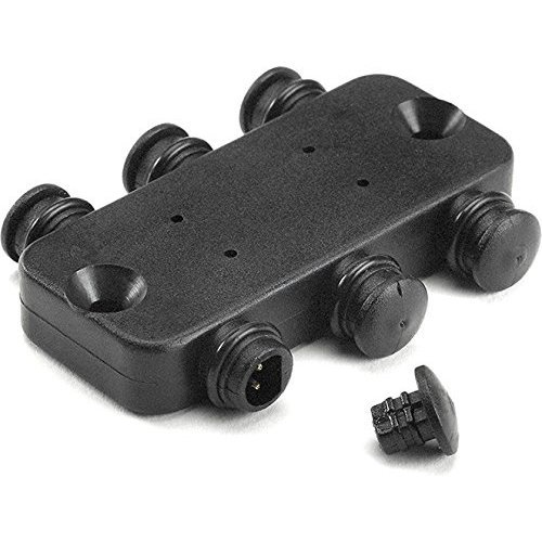 LightHUB 6 Way Splitter Hub 4 pack DL6SPLIT4PK