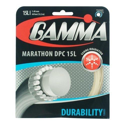 Gamma Sports Marathon DPC 15L Tennis String