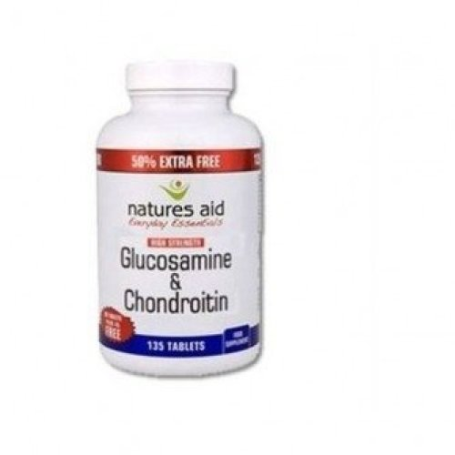 Natures Aid - Glucosamine & Chondroitin 90 tablet