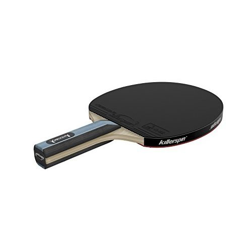 Killerspin Kido 5A Premium Table Tennis Paddle Straight Custom Designed Premium Paddle With High Tension Fortissimo Table Tennis Rubbers