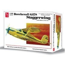 A-amt886 - Amt 1:48 - Beechcraft G17s Stagerwing