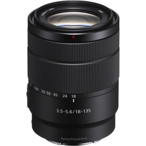 Sony E 18-135mm f/3.5-5.6 OSS Lens (Bulk Pack)
