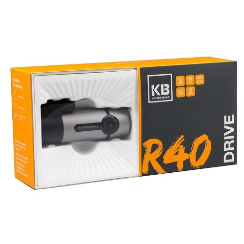 Kaiser Baas R40 Dash Camera - Black