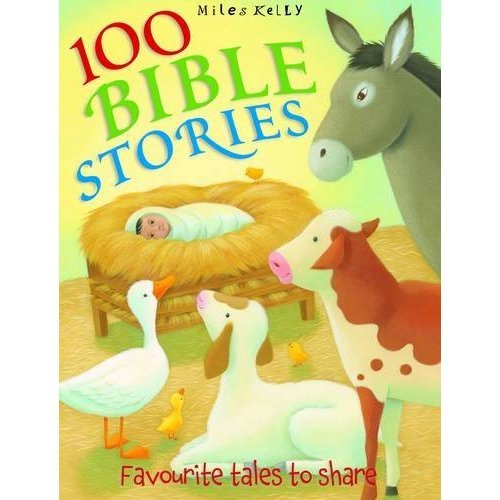 100 Bible Stories (512-page fiction)