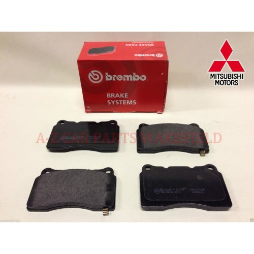 Brembo P54039 Front Disc Brake Pad Set of 4