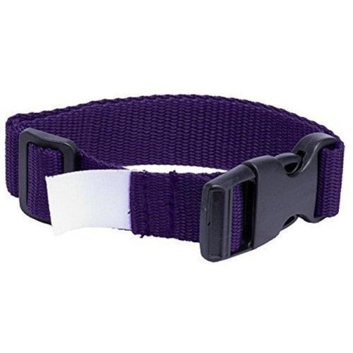 Single Latch Laundry Belts, Purple
