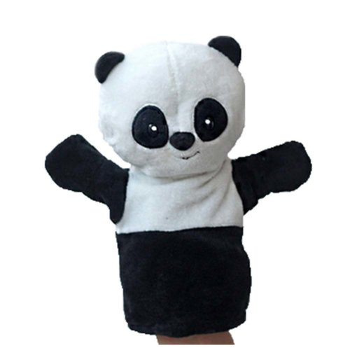 Hand Puppets Animal Puppets Early Learning Dolls Fancy Toy Panda Model