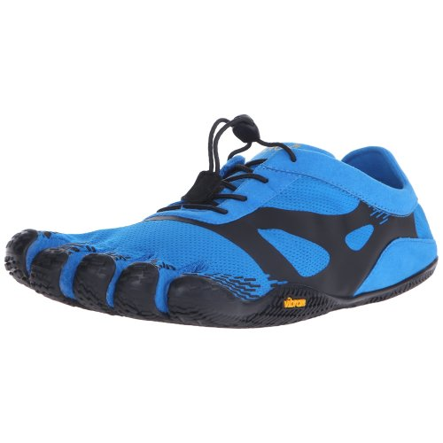 Vibram FiveFingers Kso Evo, Men's Fitness Shoes Multisport Indoor Shoes, Blue (Blue/Black), 11.5 UK (46 EU)