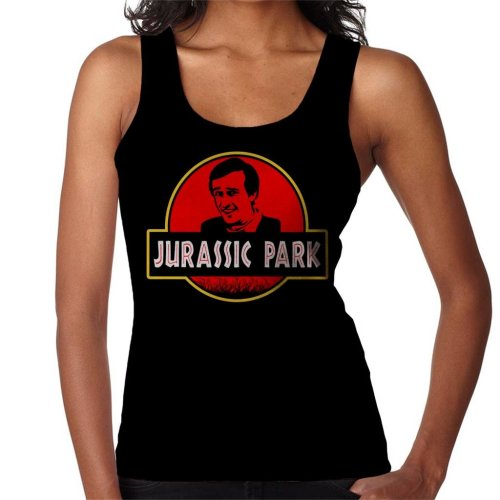 7e27cfe54 Alan Partridge Jurassic Park Women's Vest on OnBuy