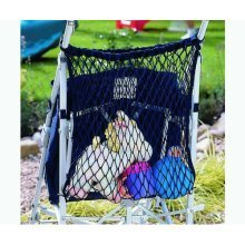 Clippasafe Stroller Net Bags (navy)