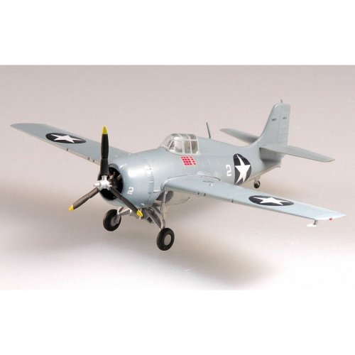 Em37248 - Easy Model 1:72 - F4f-4 Wildcat - Vmf-223 Usmc 1942