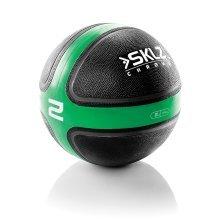 Sklz Inflatable Medicine Ball Gym Fitness Training Excercise 2lb