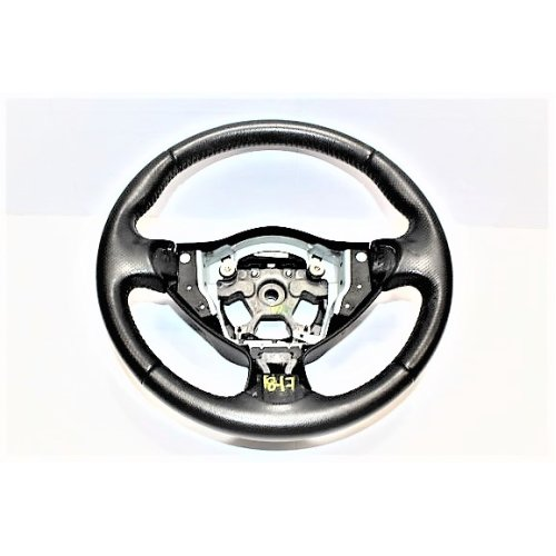 2012 NISSAN JUKE  LEATHER STEERING WHEEL 484301KB1B