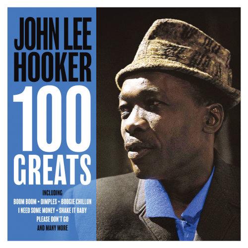 John Lee Hooker - 100 Greats 4CD