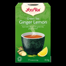 Yogi Tea - Green Tea Ginger Lemon Tea 17 Bag