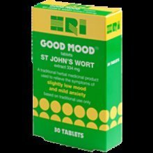 HRI - Good Mood St Johns Wort 30VCaps