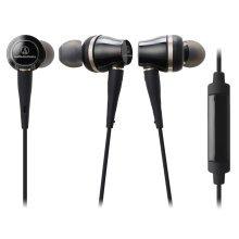 Audio-Technica ATH-CKR100iS In-Ear Headphones - Black