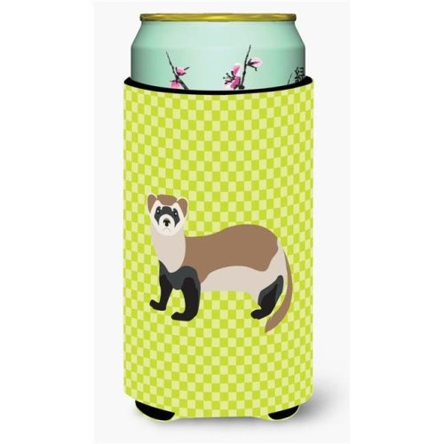 Carolines Treasures BB7704TBC Ferret Green Tall Boy Beverage Insulator Hugger