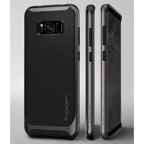 low priced 0d157 ffd3a Samsung Galaxy S8 Case, Spigen® [Neo Hybrid]