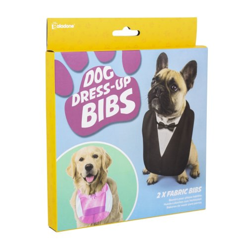 Dog Dress Up Bibs