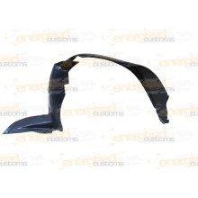 Fiat Scudo 2004-2007 Front Wing Arch Liner Splashguard Right O/s