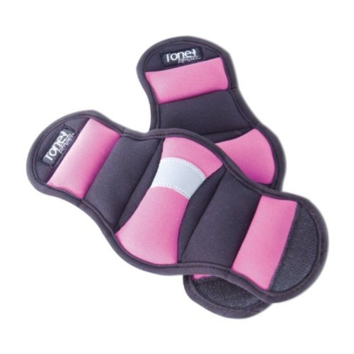 Tone Fitness - Wrist Weights, 2lb Pair