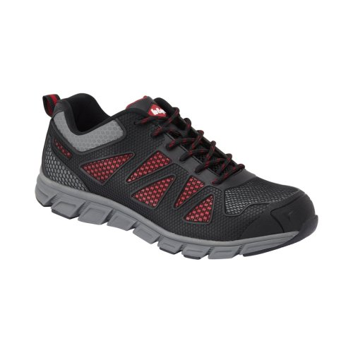 Lee Cooper Mens S1P SRA Lace Up Safety Shoes