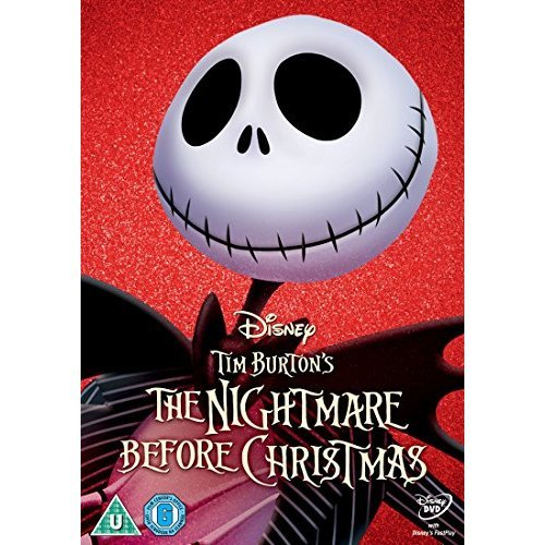 The Nightmare Before Christmas [1994] [DVD] [DVD]