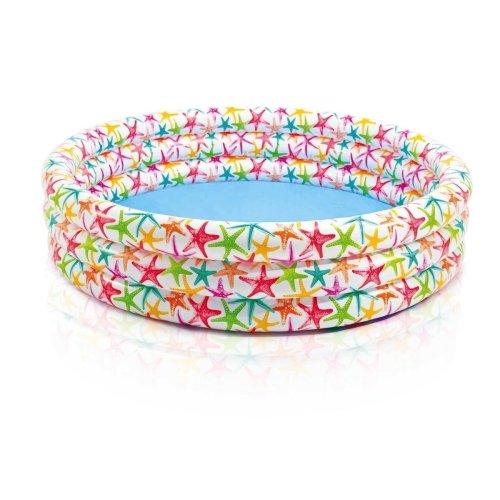 Intex 56440NP - 3-Ring Pool, Color Splashl, 168 x 41 cm